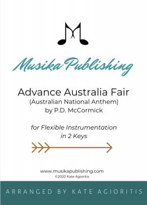 Advance Australia Fair – Flexible Instrumentation