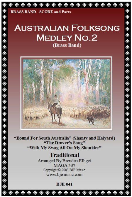 041 FC v2 Australian Folksong Medley No 2 Brass Band