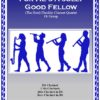 332 FC For Hes A Jolly Good Fellow Flexible Clarinet Quartet or Group