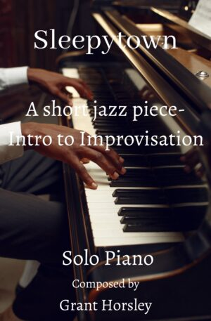 """Sleepytown"" – Jazz Piano"
