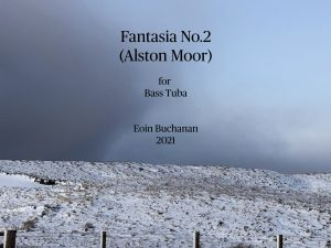 Fantasia No.2 (Alston Moor) for Solo Bass Tuba