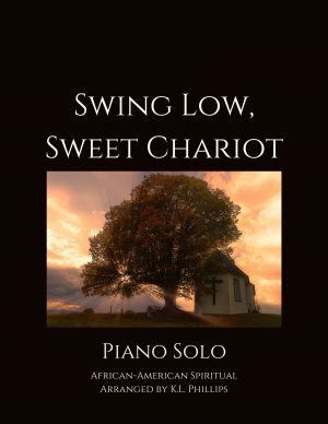 Swing Low, Sweet Chariot – Intermediate Piano Solo