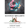 Scherzo Brillante by A. H Sponholtz Concert Band Cover