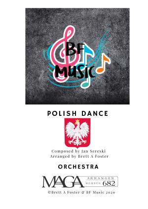 Polish Dance for Orchestra by Jan Sereski