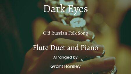 Copy of Dark Eyes flute duet