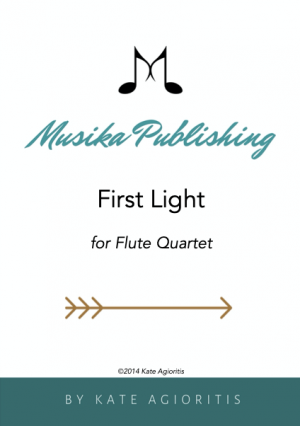 First Light – Flute Quartet