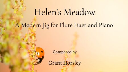 Copy of Helens Meadow flute duet