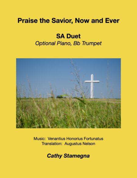 SA Praise the Savior Now and Ever title JPEG