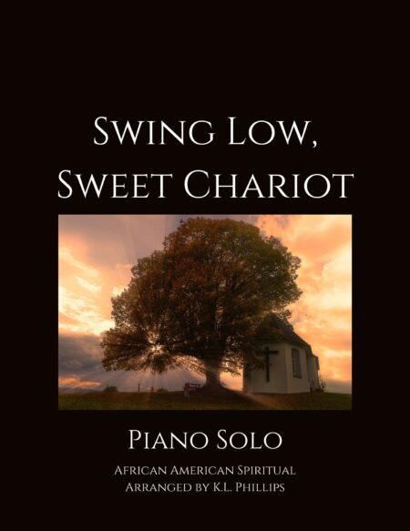 Swing Low, Sweet Chariot - Intermediate Piano Solo webcover