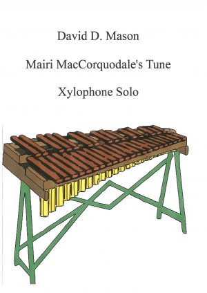 Mairi MacCorquodale's Tune – Xylophone Solo