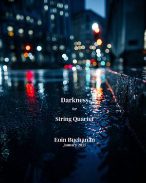 Darkness (String Quartet)
