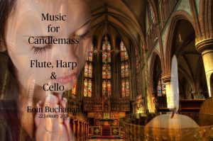 Music for Candlemass (Flute, Cello & Harp)
