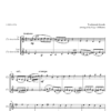 Forty Days and Forty Nights, for Clarinet Duet