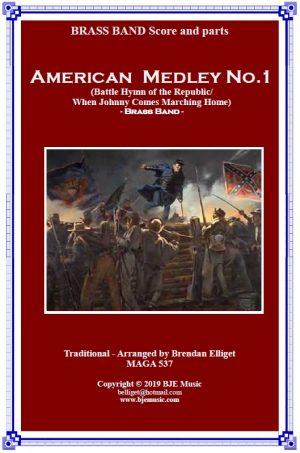 American Medley No. 1 – Brass Band