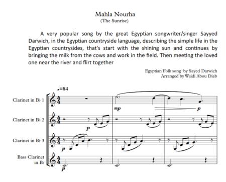 mahla nourha clarinet 1