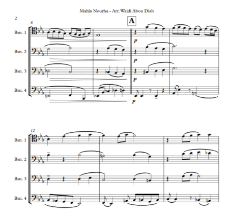 mahla nourha bassoon 2