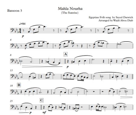 mahla nourha bassoon 3