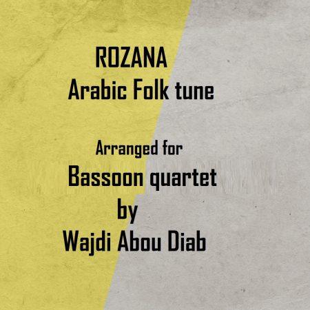 rozana cover bassoon