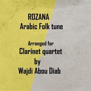 AL ROZANA – Clarinet Quartet