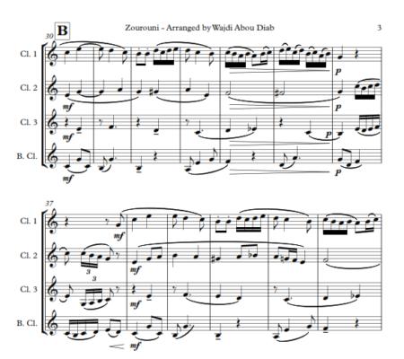 Zourouni clarinet 2