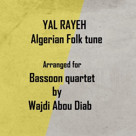 yal rayeh cover bassoon