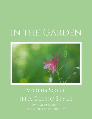 In the Garden – Violin Solo in a Celtic Style