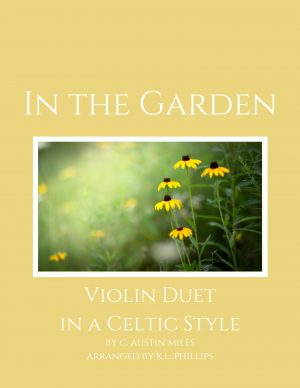 In the Garden – Violin Duet in a Celtic Style