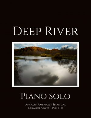 Deep River – Intermediate Piano Solo