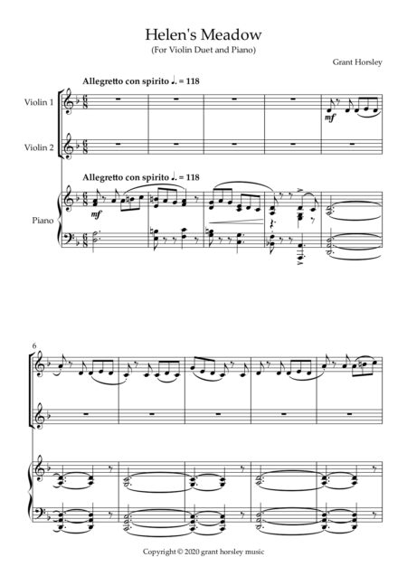 Helens Meadow violin final Full Score page 0001