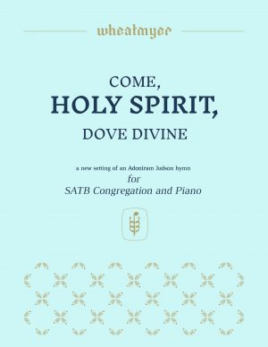 Come, Holy Spirit, Dove Divine
