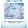 Jesus Loves Me cover png