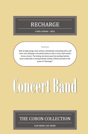 Recharge for Concert Band