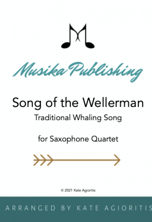 Song of the Wellerman – for Saxophone Quartet