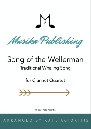 Song of the Wellerman – for Clarinet Quartet