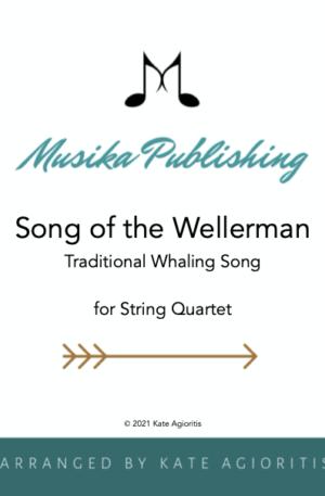 Song of the Wellerman – for String Quartet