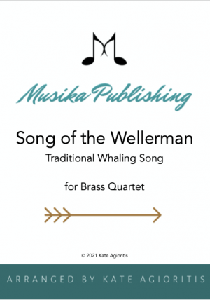 Song of the Wellerman – for Brass Quartet