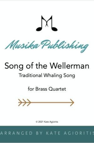 Song of the Wellerman – for Brass Quartet
