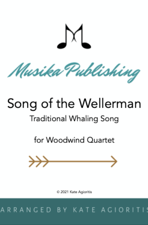 Song of the Wellerman – for Woodwind Quartet