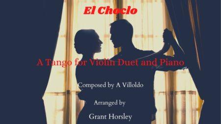 El Choclo violin duet