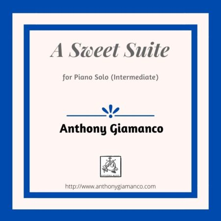 A SWEET SUITE piano