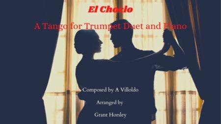 El choclo trumpet duet