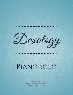 Doxology – Piano Solo