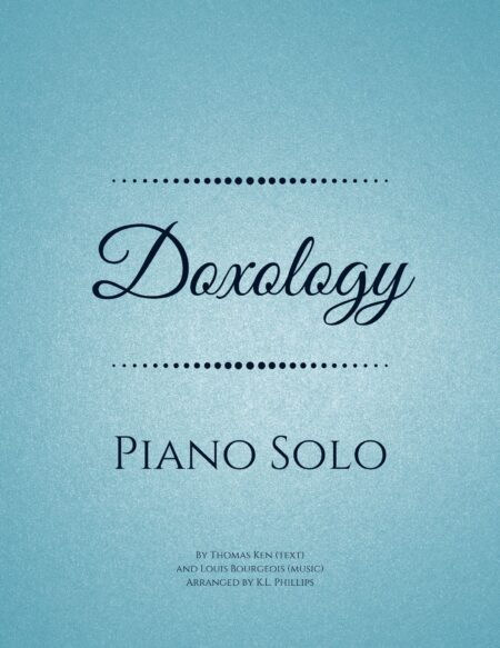 Doxology - Piano Solo