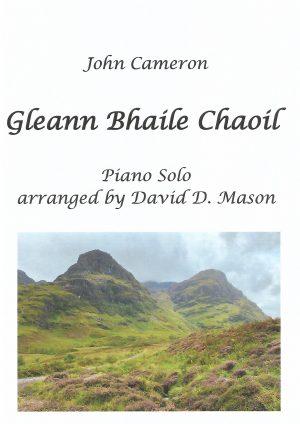 Gleann Bhaile Chaoil – Celtic Piano Solo