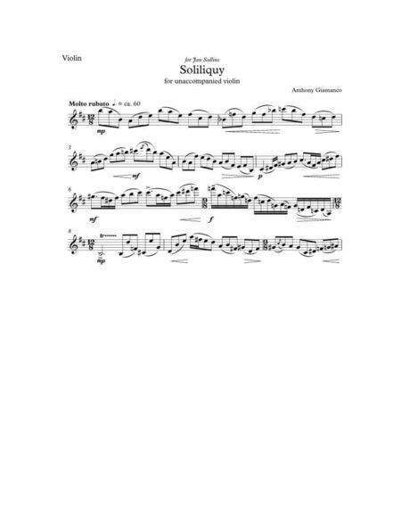 Score - half page