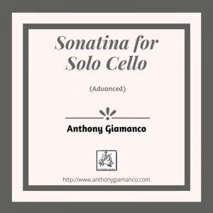 SONATINA FOR SOLO CELLO