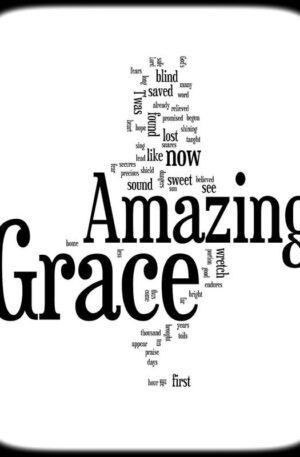 AMAZING GRACE – Medium Voice and Piano