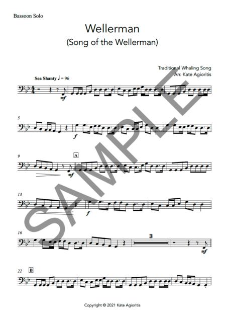 Wellerman Bassoon Sample mf0ptz