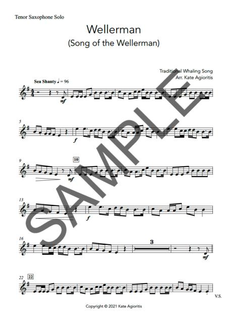 Wellerman Tenor Sax Sample 8g5li3