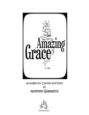 Amazing Grace – Clarinet and Piano